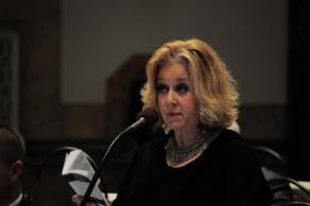 (Credit Rae Hodge / WFPL News) Sen. Stein